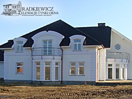 Radkiewicz - elewacja budynku